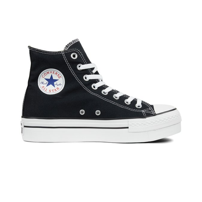 2all star converse nere alte