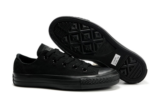 all stars converse nere basse