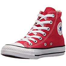 converse all star donna basse rosse
