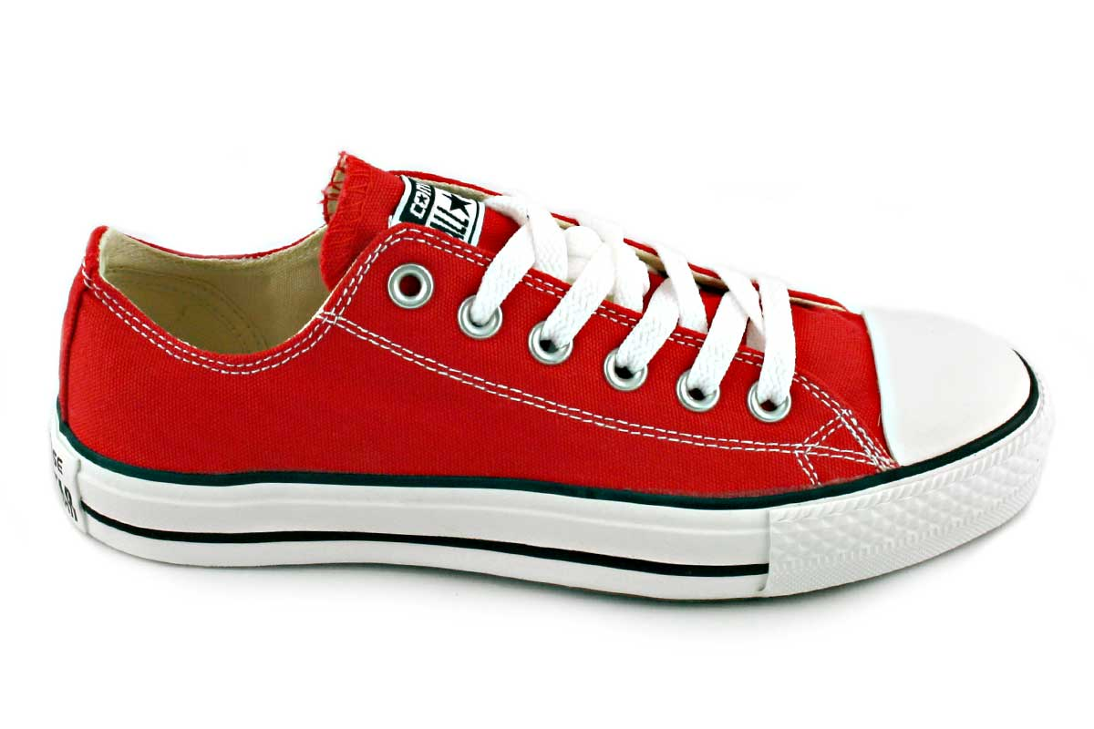 2converse all star rosse donna