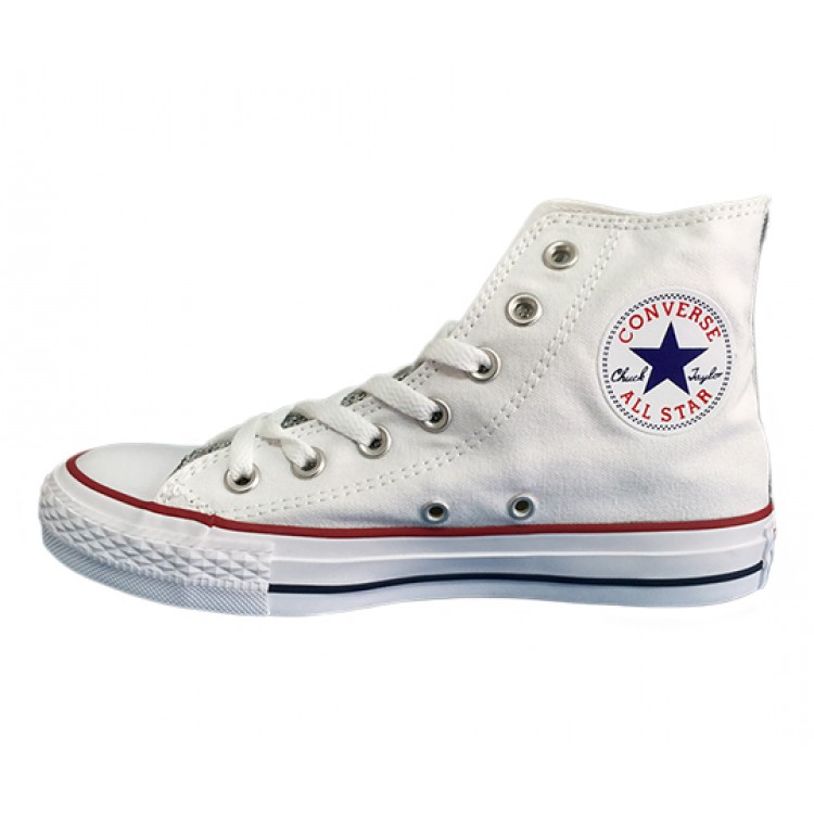all star converse bianco