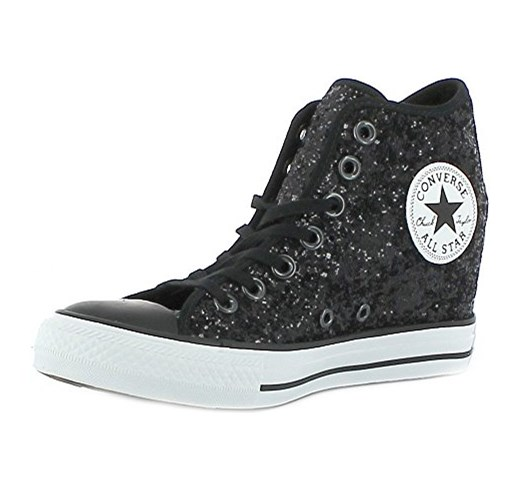 converse all star con zeppa interna