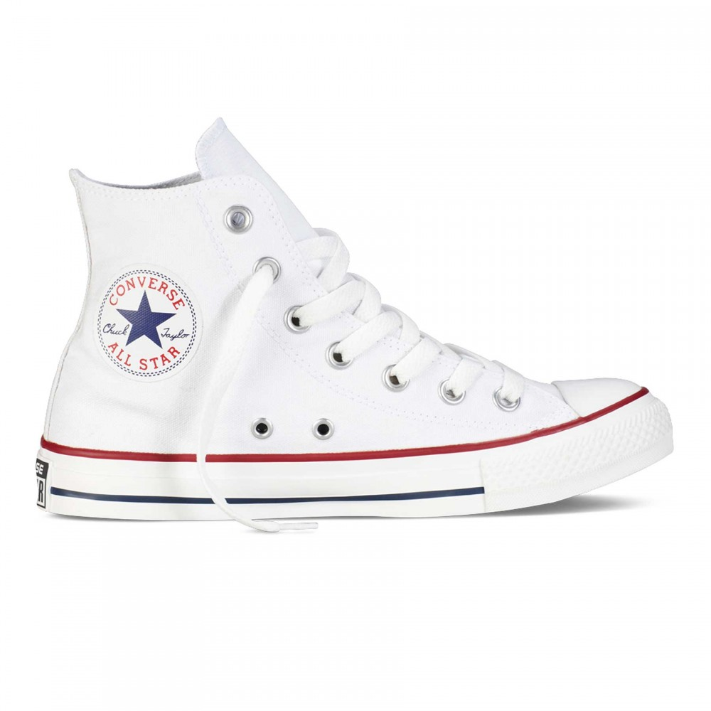all star converse bianche