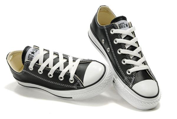 2all star converse nere basse