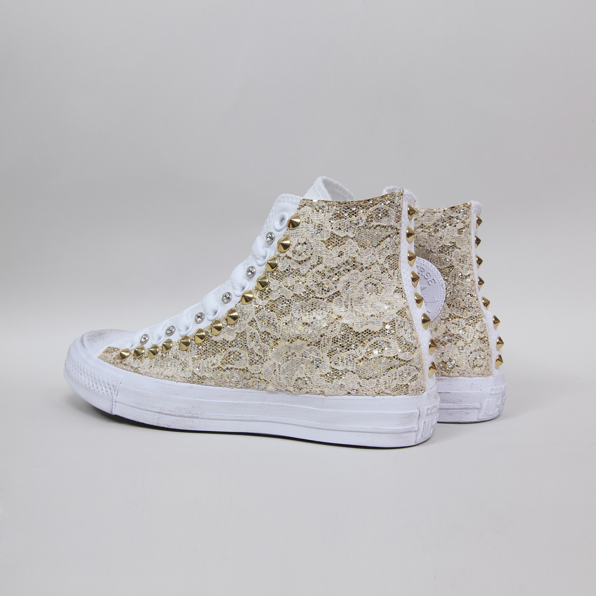 converse all star in pizzo