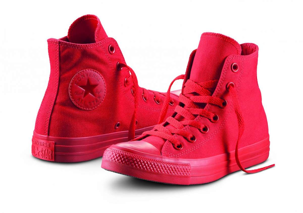 converse all star platform rosse