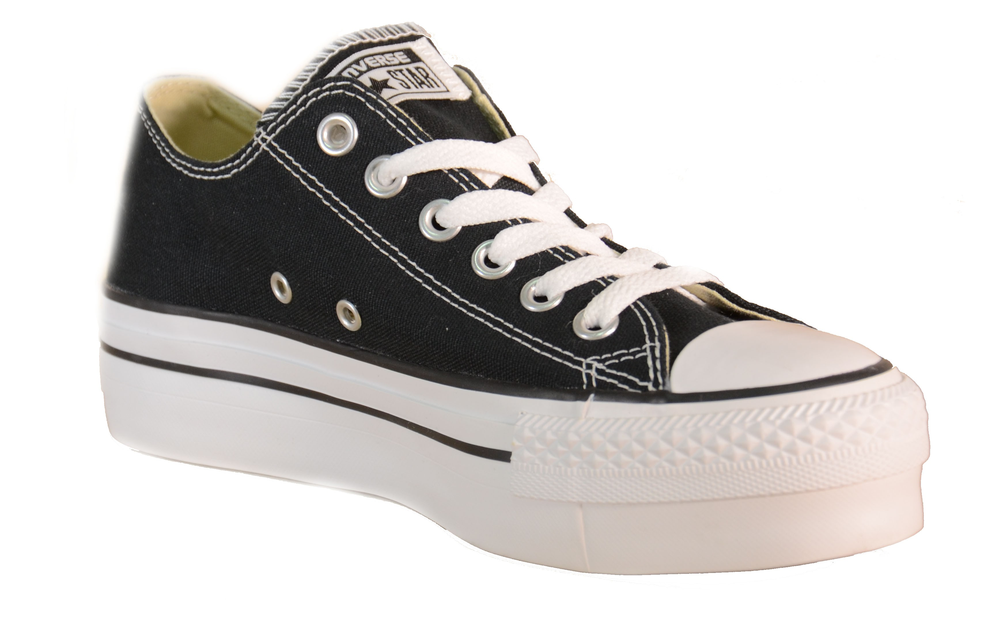 converse all star suola alta donna