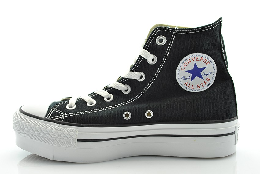 2all star converse nere donna