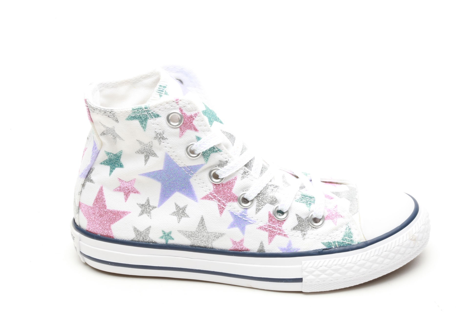 2all star converse bambina alte