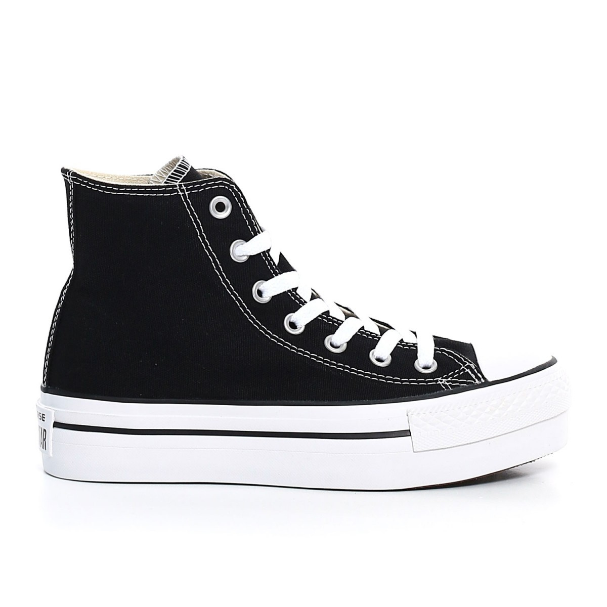 converse all star nere basse